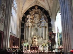 大聖堂の内部その2