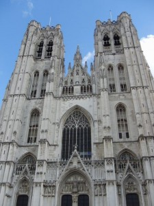 サン・ミッシェル大聖堂