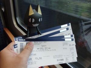 Essen SPIEL '12のチケット