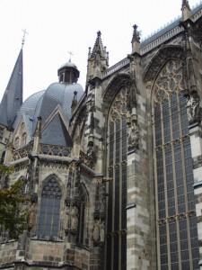 アーヘン大聖堂周辺 その1