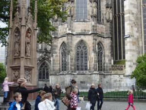 アーヘン大聖堂周辺 その2